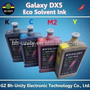 2015 nuevos productos en el mercado de china jetbest dx5 cabezas de tinta eco solvente productos caliente venta in china