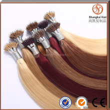 Wholesale Human Hair Products Manufacturers Remy nano ring