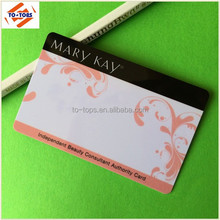 independent beauty consultant authority plastic card