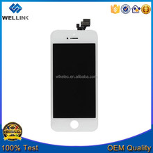 Assembly Full Lcd Display Screen Touch Digitizer for iphone 5,oem,china
