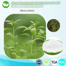 Health food pure natural sweeteners stevia extract with Stevioside