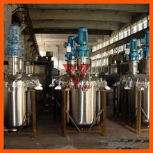 1000 Gallon Stainless Steel Jacketed Mix Tank