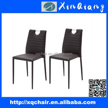 2015 New Design Metal Nice Dining Chair