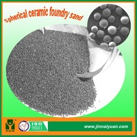 Ball Shape Ceramic Foundry Sand Used for Sand Casting Core
