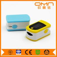 CE approved oled display mini portable clip spo2 sensor/probe monitor handheld fingertip/finger pulse