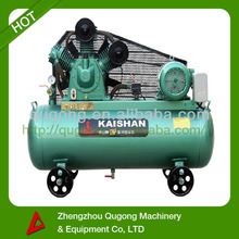 KA series 2 cylinder piston type air compressor for sand blasting