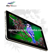 10.1 inch touch screen android car multimedia system with hd display for car seat back installations