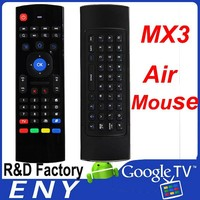 Universal Remote Control MX3 Air Mouse Air Mouse For Android Tv Box