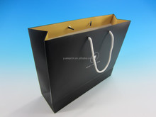 Printed paper carrier bag for gift package