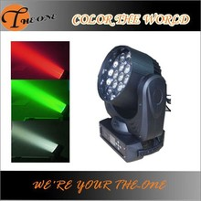 high quality color moving head led christmas stage decoration