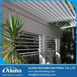 Sun&Rain Protection Aluminum Roof For Patio