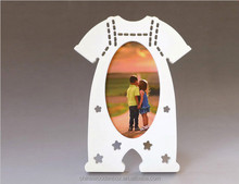 2015 hot sell creative Wooden picture frame for kids