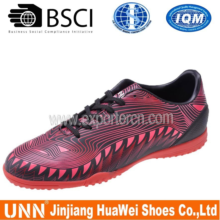 brand sport shoe football shoes manufacturer cheaper