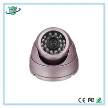 Low Cost Very Good and Stable Image 24PCS IR Leds 15-20m IR Distance Day Night security camera