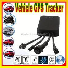 Mini Tracking via Google Map Car sim card vehicle gps tracker Car SOS Alarm GPS Tracker/ Car GPS Tracking