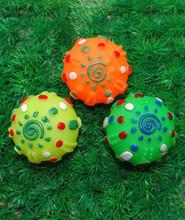 Aimigou wholesale rubber dog toys throw ball