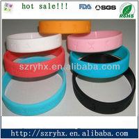 Promotional Wholesale Free Syria Flag Style Customized Silicone Bracelet