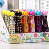 Colorful Rotation Bowling Modeling Ballpoint Plastic Pen