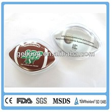 Disposable Football Comfort Istant Hot Pack Cute Hand Warmer