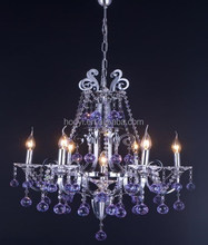 modern European style crystals& pendant lampHYSS6012-8+1