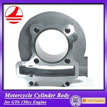 Factory Chinese GY6 150CC Motorcycle Cylinder Block Electric Motorcycle