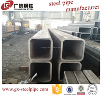 High quality!!astm a36 40x40 carbon steel profile square pipe