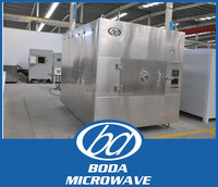 coriander drying machine/industrial microwave sterilizing machine/Vacuum Cabinet Dryer for Food/Meat