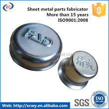 Multi function stamping parts aluminium fabrication
