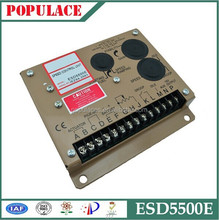 ESD 5500E 12V dc motor speed controller electronic governor for generator diesel