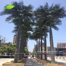 GNW APM020 artificial palm tree plants a gift for outdoor decorations hot selling