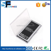 High Voltage Mobile phone accessories lithiumion battery for Samsung S5