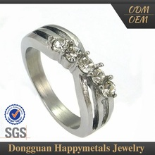 Stainless Steel New Pattern Fashion Branded Rings