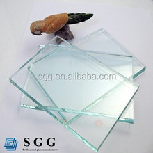 8mm/ 10mm/ 12mm clear tempered glass room