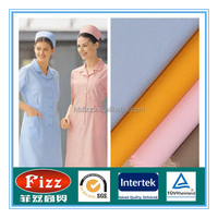 Hot sale T/C 80/15 23*23 88*60 nurse fabric with low price