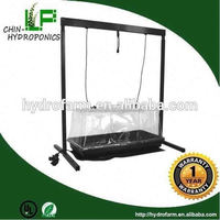 Hydroponics Garden Greenhouse Propagation Root Heat Mat /injection germination tray for sales
