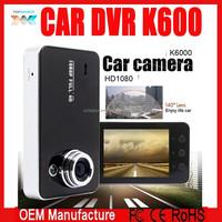 dvr k6000 car dvr camera