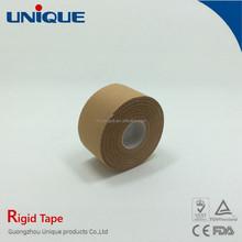 Poroso nastro di ossido di zinco atletica adesivo nastro di tela di cotone nastro di primo soccorso 38mmx13.7m