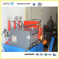 automatic laser spot welding machine for metal band saw blade