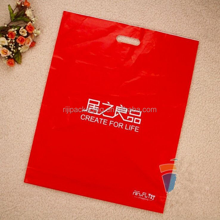 Todos os tipos de produtos de marca de sacos de compras