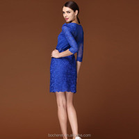 Tight lady lace dress elegant woman fitted dress