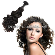 wholesale best quality human hair no shedding and tangle Russia human hair