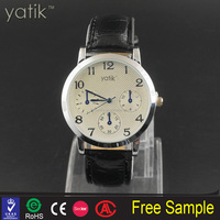 wholesale products men women leather chappal private label watch cheap price watches from thailand