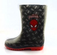 Unique Spider Web Crawl Rain Boot (Toddler/Little Kid/Big Kid)