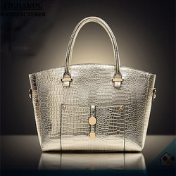 lastest high quality cheap design tote bag for women shoulder bag