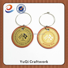 Trade Assurance manufacturer custom round paper wine glass charms cheap price wine charms
