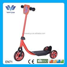 Cheapest 3 Wheel Standing Kids Mini Scooter