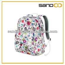 2015 Fashion leisure girl backpack, fashion backpacks for high school students