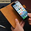 Cellphone diamond case skin Popular for iPhone 5 5s, for Apple iPhone 5S Leather Case