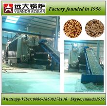 Economical and high heat efficiency industrial steam wood pellet boilers