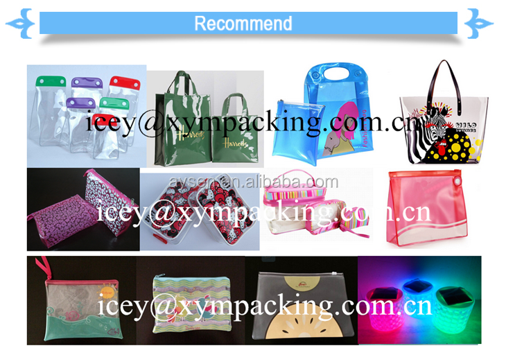 Factory price eco-friendly top garment/ underwear/ accessories packing bag